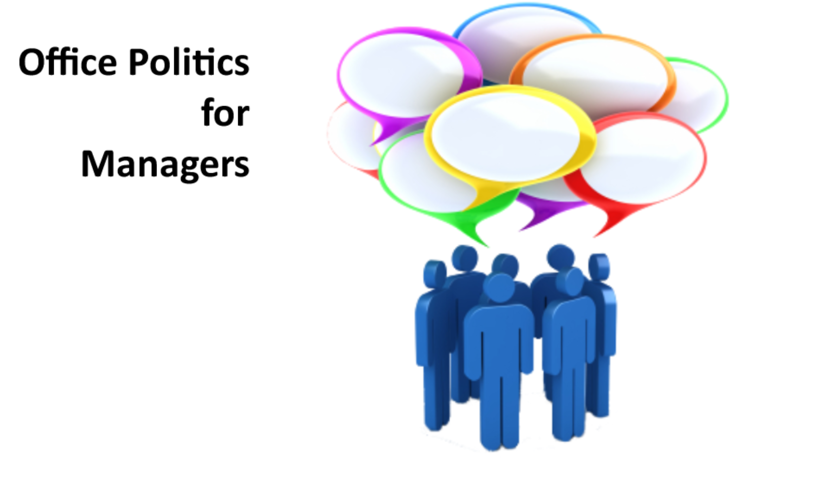 Office Politics for Managers